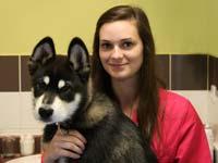 Charlotte Assistante spécialisée Vétérinaire